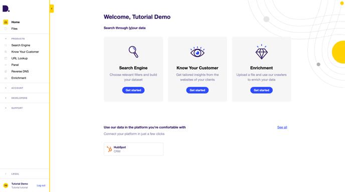 Home-Dataprovider-com